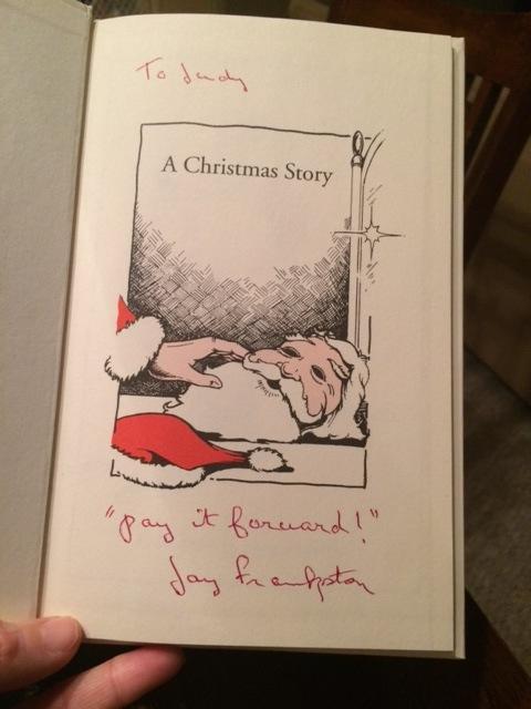 Christmas story inside